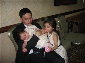 маленькие принцессы - большое папино счастье