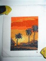 Пальмы тройками :-)