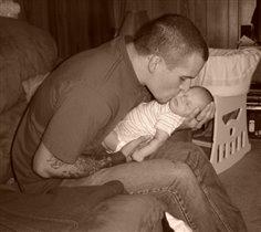 Рождение Отца или Отцовский Первый Поцелуй
