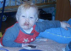 Шоколадный Ванька
