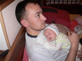 Мой любимый папочка
