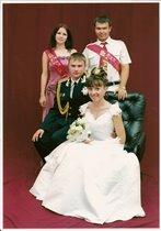 Дима, Аня и свидетели