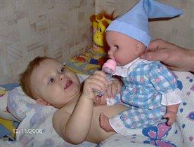 'Моя первая кукла'