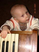 Пиано-мэн:)