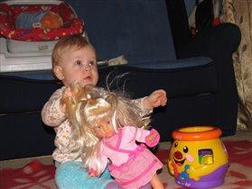 кукла пой песни!