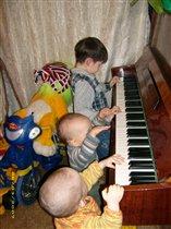 Три брата-музыканта