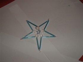 бирюзовая звезда