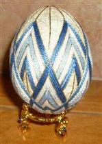 Первое яичко