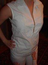 летняя рубашечка
