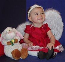 Ангел и овечка