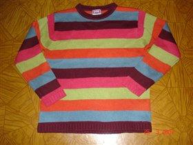 Полосатый свитерок (300 руб.)
