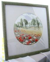 Heritadge Summer Meadow оформленная
