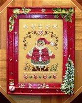 Санта от Nata N (Дитя Востока)