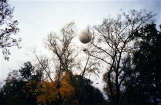 воздушный шар на ВВЦ