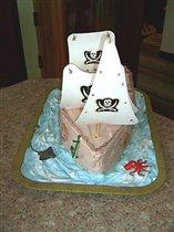 Тортик для сына