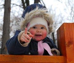 -зима уходит!