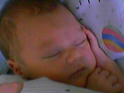 Гриня спит!