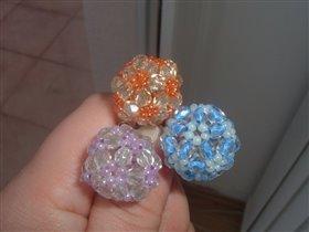 3 шарика вместе