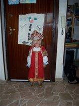 Карнавал: русская красавица