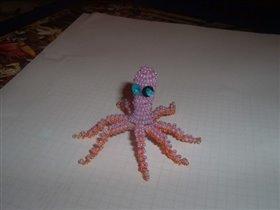 осминог