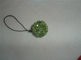 шарик зеленый