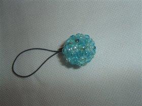 бирюзовый шарик