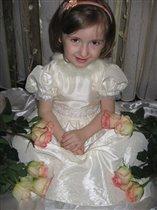 Наша маленькая фея!!