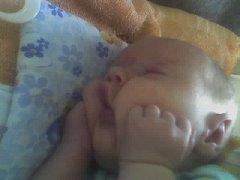 вот так я сплю!!!