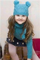 Самая Красивая, самая любимая, феечка Кристиночка-доченька моя!