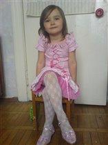 Наша маленькая принцесса!