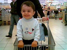 Ох, люблю я ходить по магазинам!))