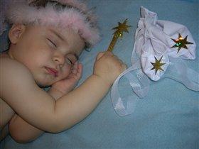 Сказочный сон маленькой феи