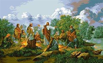 Goblenset - Иисус с апостолами