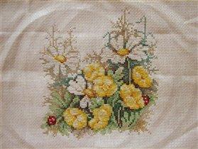 Цветы Lanarte