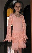 Платье для Ксюшки!
