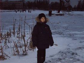 Кирилл на озере