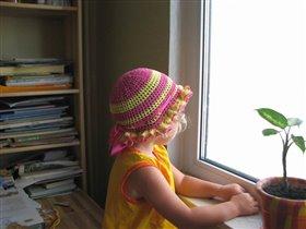 Шляпка для Машки