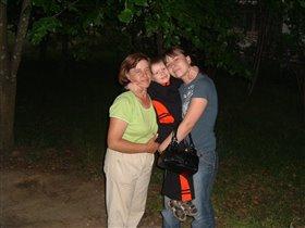 Мама и бабушка мои самые любимые девченки!!!
