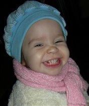 Весёлая улыбочка))))