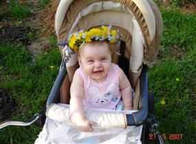 Лето, солнце, цветочки
