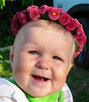 Маленькая фея цветов
