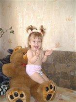 Хохотушка Евочка - маленькая Белочка))