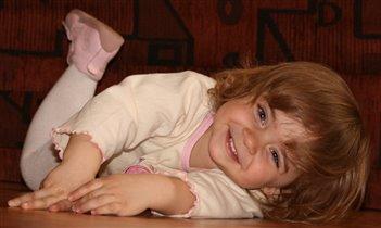 Счастье начиается с детства! ;)