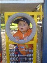 Ничего нет лудше детской площадки!