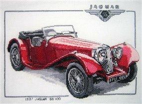 ягуар 1937г