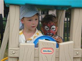 Вот такие мы друзья-Человек-паук ия