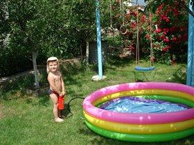 Так хочеться купаться!!!!!