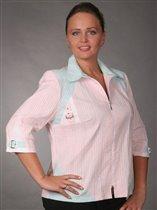 блузка, 340 руб.