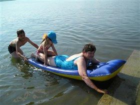Озеро Бугодак