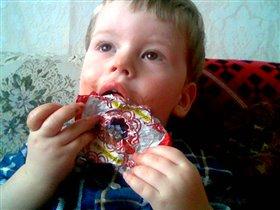 Ну очень вкусная конфета!!!